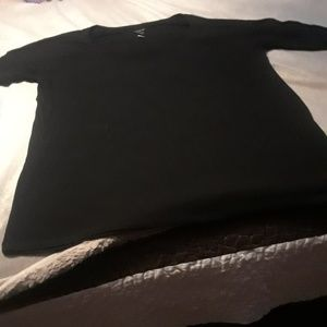 Long sleeve black torrid shirt